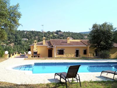 Photo for Villa in a quiet location with private swimming pool, near beach and cycling and hiking routes