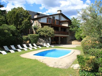Photo for Les Franqueses Del Valles: Privileged House, exceptional area in the vicinity of Barcelona
