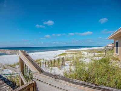 Photo for Idle Hours - Pet Friendly! Gulf Front in Dune Allen Beach