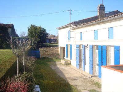 Photo for Village house near Royan and Jonzac