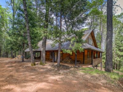 Photo for Secluded 3000 sq ft  home on 150 acres next to Nat'l Forest
