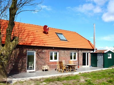 Photo for holiday home Deichperle, Neßmersiel  in Ostfriesland - 6 persons, 3 bedrooms