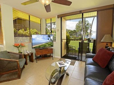 Photo for Kamaole Beach Club C-109 - 2 Bedrooms, Upgraded Condo, Pool, Sleeps 6