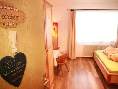 Photo for Double room Bscheisser - The Edelweiss
