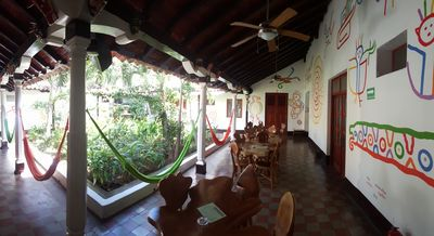 Photo for NOSOTROS HOSTEL, WHERE YOU WILL FEEL AT HOME IN GRANADA, NICARAGUA