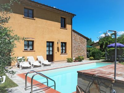 Photo for Vacation home Uccelliera II (MOI210) in Montaione - 8 persons, 3 bedrooms