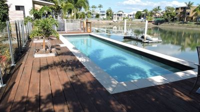 Photo for 2 BR Waterfront Villa 3