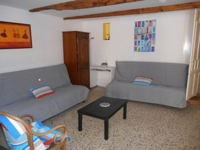 Photo for 1BR Apartment Vacation Rental in Port-Vendres, Occitanie