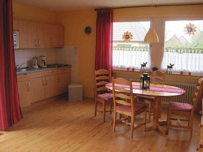 Photo for Holiday apartment Sunflower - Büsing, holiday apartment sunflower