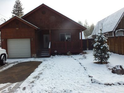 Photo for Shaka Shack Big Bear Lake Retreat Cabin Rental