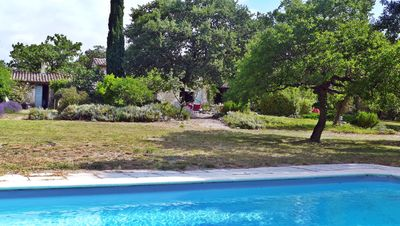 Photo for Holiday home, Bohemian nature, large swimming pool