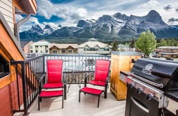 Town Centre, Canmore, AB, Canada