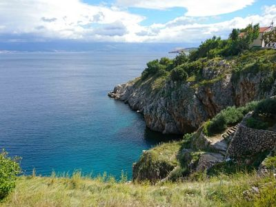Photo for Vacation home Vali in Krk/Vrbnik - 6 persons, 3 bedrooms
