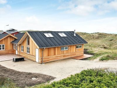 Photo for Stunning Holiday Home in Løkken with Jacuzzi