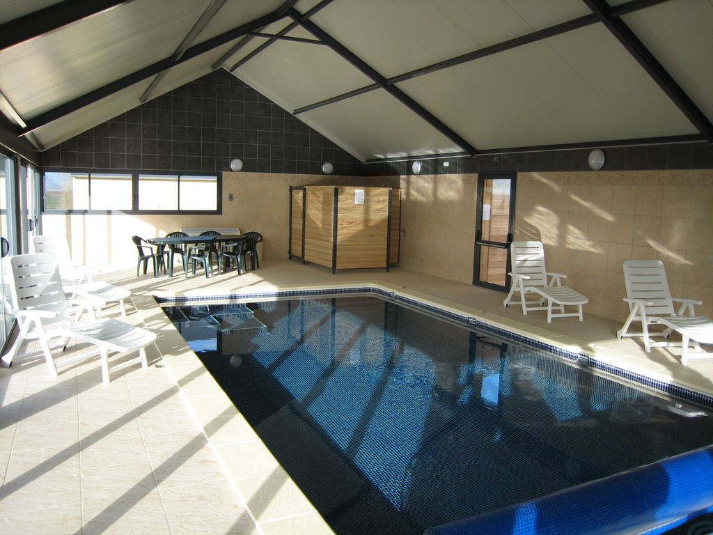 Property Image#17 Group Gîte With Indoor Heated Pool   Near Mont Saint