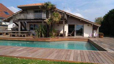 Photo for Friendly villa in the loving room Anglet