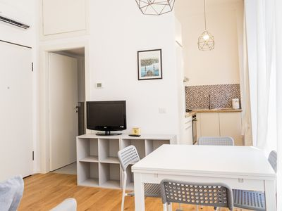 Photo for Brand new apartment in the heart of Città Studi (free wifi, AC)
