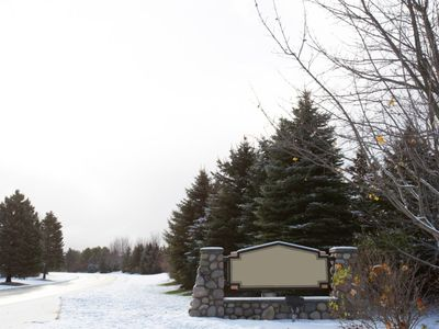 Photo for Snow Capped Mountain Run at Boyne, 2 Bedroom Suite, Journey to Exhilirating Outdoor Acivities