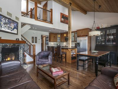 Photo for Best Location Available In Whistler Village Luxury 4 Bedroom Townhome