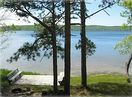 Views off of Your Deck of Big Platte Lake
