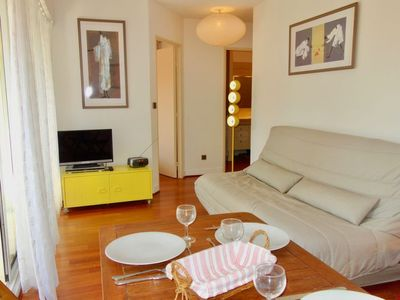Photo for One bedroom Apartment, sleeps 4 in Arcachon with WiFi