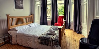 Photo for 1BR Bed & Breakfast Vacation Rental in Edinburgh