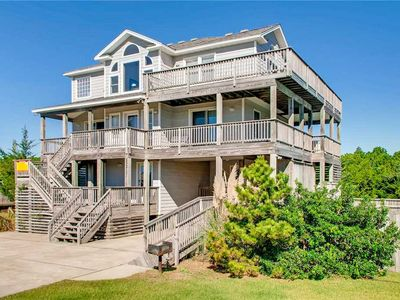Dream Family Vacation! Oceanview w/ Pool, Hot Tub, Game Room, Xbox, Dog-Friendly