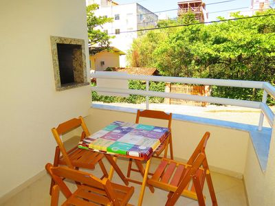 Photo for Cód 467 Apartment for 8 people in Bombas Beach at 150 meters