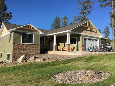 Photo for Spacious Home- Easy Access to Premier Attractions in Black Hills- Hot Tub, ATV