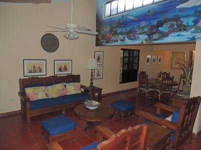 Photo for 2BR House Vacation Rental in San Miguel Cozumel, QROO