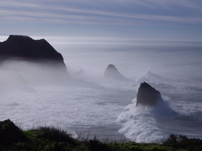 Photo for Spectacular Oceanfront on Mendocino Coast