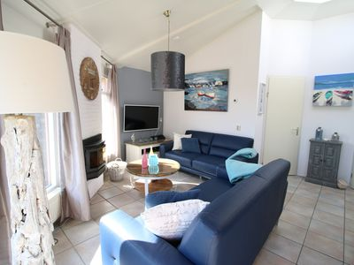 Photo for 🐶 newly renovated cottage by the sea dogs welcome, sauna, fireplace