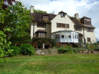 Photo for WEST DOWN FARMHOUSE, pet friendly in South Molton, Ref 950095