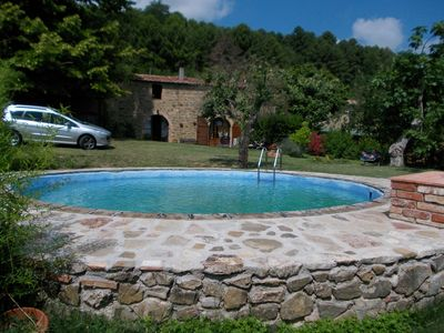 Photo for julia house with garden and swimming pool in exclusive