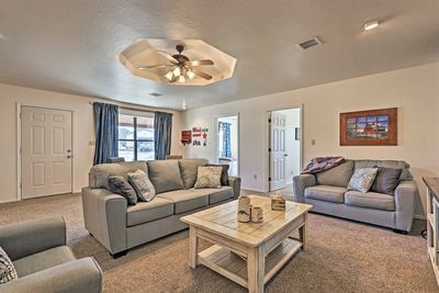 Make yourself at home in this Eagar retreat!