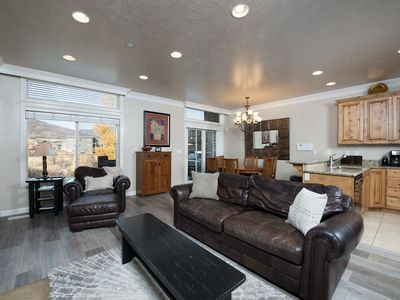 Photo for 4 Bedroom Luxury Huntsville, Utah Vacation Rental - 10 Mins. From Snowbasin