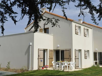 Photo for Attractive holiday park near the sunny sandy beaches of the Vendée
