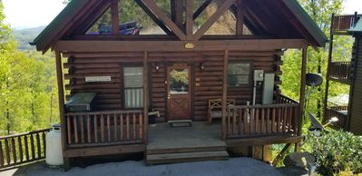 Photo for Awesome Pigeon Forge Cabin with Smoky Mountain Views