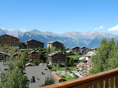 Photo for Apartment Les Chouettes 1 in Nendaz - 6 persons, 2 bedrooms