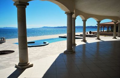 Photo for Punta Chivato Beach House with Pool, Baja, Mexico