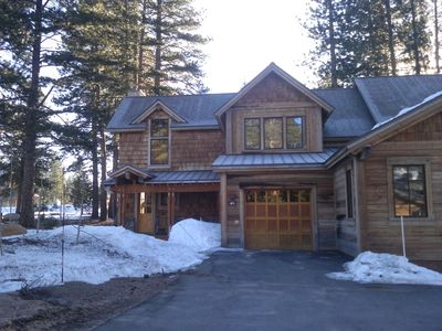 Photo for 2BR Townhome Vacation Rental in Truckee, California