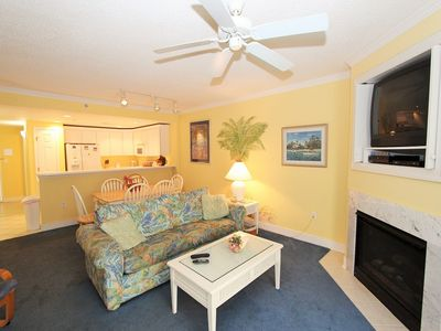 Photo for Walk to Seacrets & Convention Center - 2-BR Condo w/ Outdoor Pool!