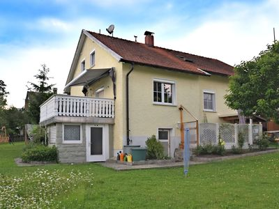 Photo for Lovely apartment with private terrace in the south-eastern region of the Bavarian Forest