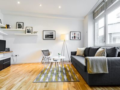 Photo for Luxury super central apartment sleeps 4