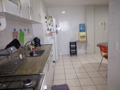 Photo for Excellent apartment with comfort and sea view on Peracanga beach w / Bacutia