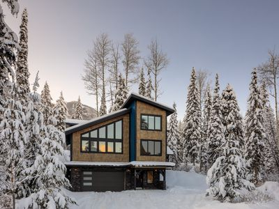 Photo for Golden's Blue Heron, A Brand New House Situated At Kicking Horse Mountain Resort