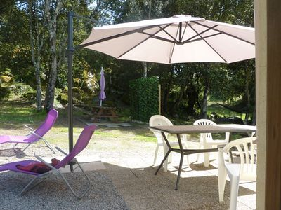 Photo for In the shade of the oak trees 8 minutes from the beaches LABEL CLE VACANCES 3 KEYS