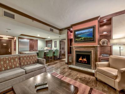 Photo for Mid-Mountain Escape with Ritz Amenities