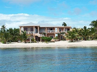 With the Caribbean at its door, Casa Grande will be your own private paradise.