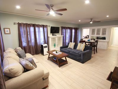 Photo for BLOCKS TO BEACH! GORGEOUS SUITE IN ALAMITOS BEACH